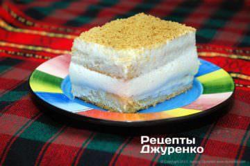 Фото рецепта лимонний торт