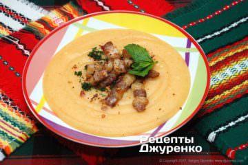 Фото рецепта картофельный суп