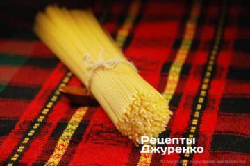 Шаг 1: спагетти