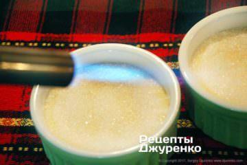 карамелізація цукру