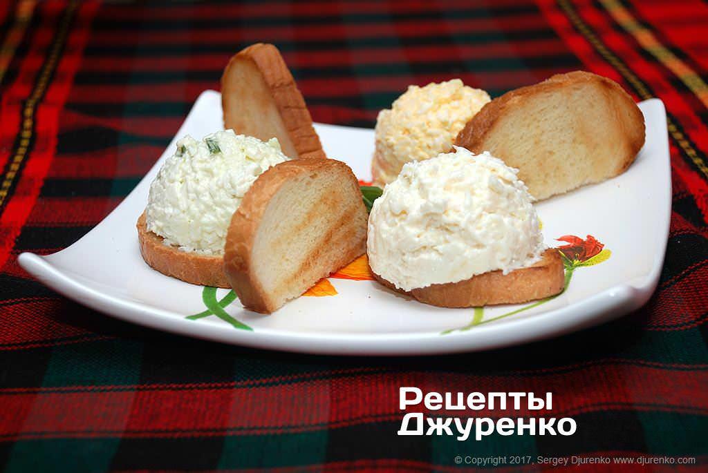 салат з плавленим сирком фото рецепту