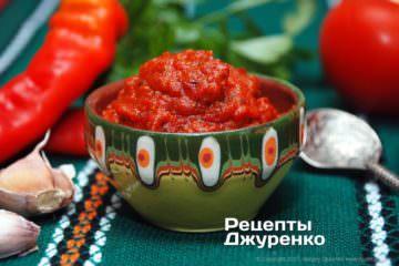 Фото к рецепту: лютеница