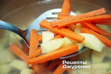 овочевий бульйон
