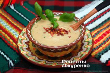 суп з баклажанів