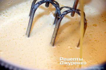 Как приготовить Кантуччи — миндальное печенье. Шаг 10: подготовка теста