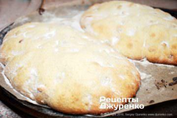Как приготовить Кантуччи — миндальное печенье. Шаг 22: запеченное до румянца тесто