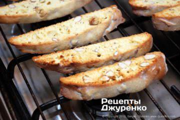 Как приготовить Кантуччи — миндальное печенье. Шаг 28: готовое печенье