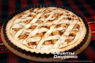 Крок 11: спечений пиріг