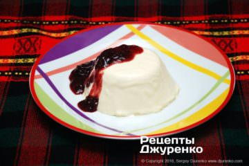 вершковий десерт
