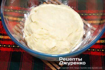 Крок 2: м'яке тісто