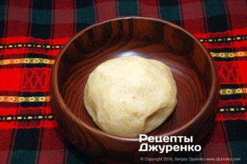 Крок 3: готове пісочне тісто