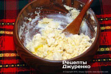 Как приготовить Домашняя лапша. Шаг 12: замес теста для пасты