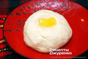 Крок 2: тісто для пельменів