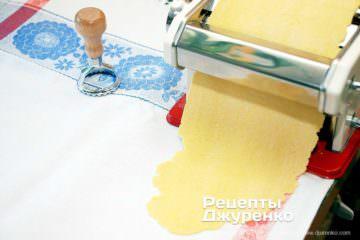 Крок 9: тонке яєчне тісто