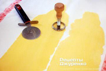 Крок 10: розмітити заготовки під начинку