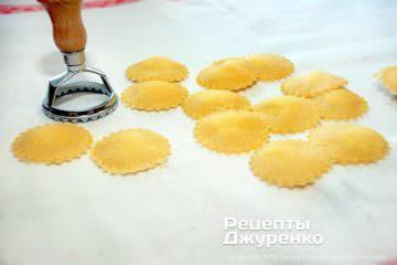 Крок 14: відокремити зайве тісто