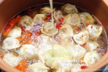 Крок 5: влити картопляне пюре