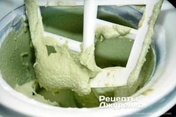 Шаг 5: приготовление зеленого мороженого