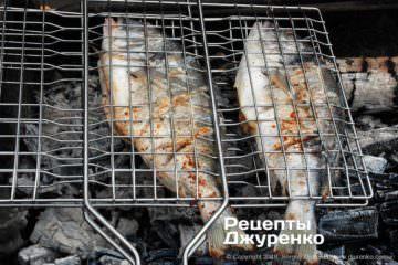 Крок 6: рівномірно обсмажена риба