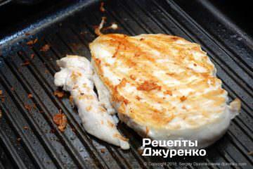 Шаг 7: жареное куриное филе