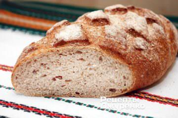 Крок 2: бездріжджовий хліб
