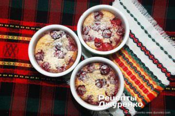 Крок 12: порційний десерт