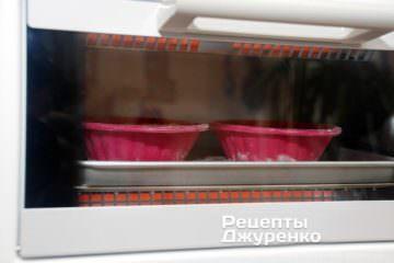 Как приготовить Тарталетки. Шаг 8: выпекание корзинок