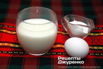 Как приготовить Тарталетки. Шаг 12: для заварного крема
