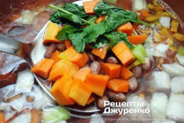 Крок 5: варити овочі