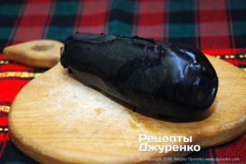 Крок 2: печений баклажан