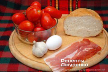 Крок 1: стиглі томати
