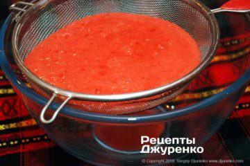 Крок 3: томатне пюре