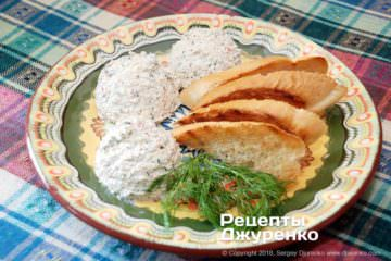 Фото рецепта сырная закуска
