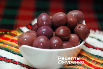Крок 1: чорні оливки