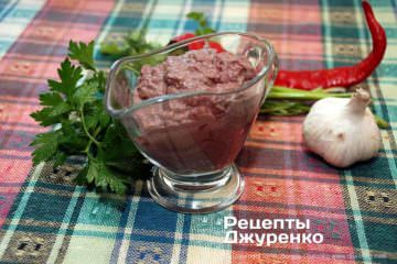 Фото рецепта тапенад