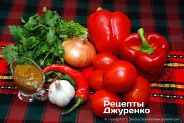 Як приготувати Рагу з яловичини. Крок 4: овочі та зелень