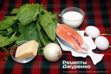 Крок 1: лосось стейк