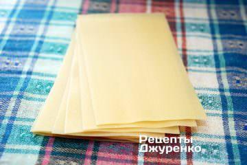 Крок 2: паста лазанья