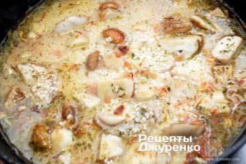 Шаг 5: тушеный рис