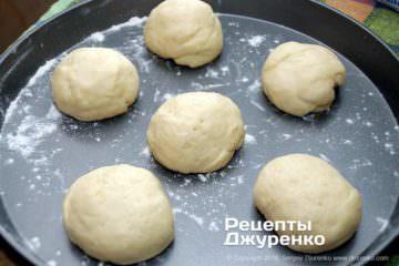 Шаг 11: сформировать булочки