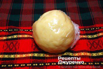 Крок 7: пісочне тісто
