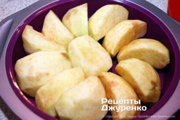 Шаг 2: сколько яблок надо для пирога