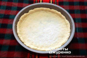 Шаг 3: тесто для пирога