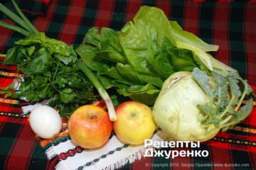 Як приготувати Салат з капусти кольрабі. Крок 2: кольрабі