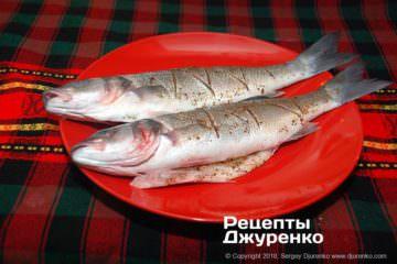 Крок 3: риба в спеціях