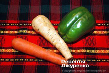 Крок 4: овочі для гарніру