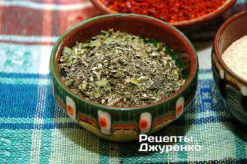 Шаг 3: ароматные травы