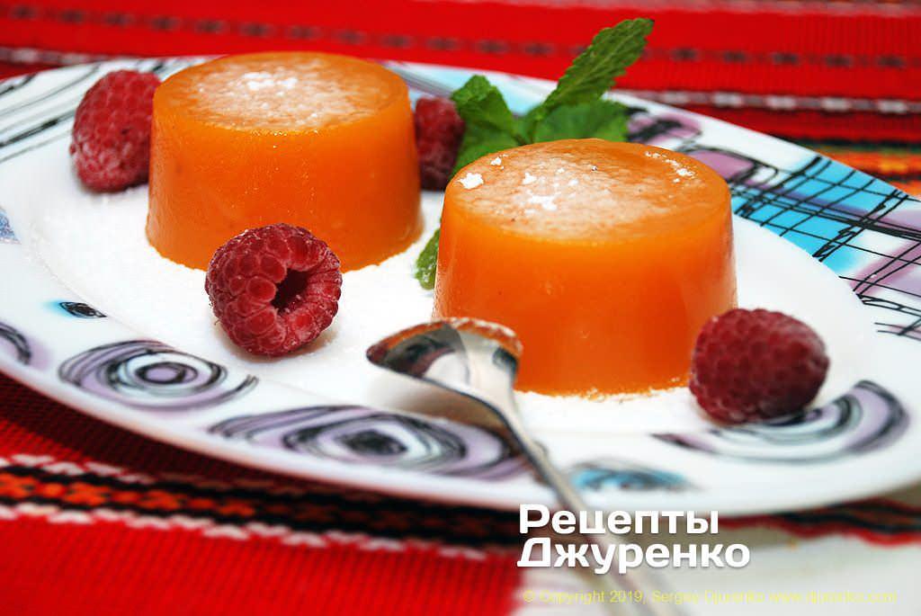 десерт из тыквы фото рецепта