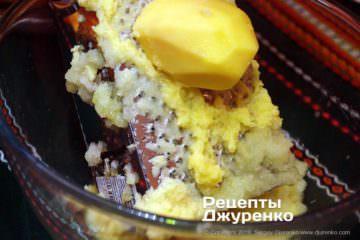 Як приготувати Картопляні драники. Крок 8: терта картопля