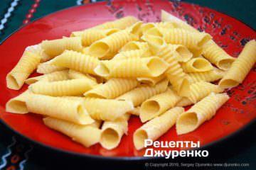 Як приготувати Гарганеллі, домашня паста. Крок 14: свіжа паста